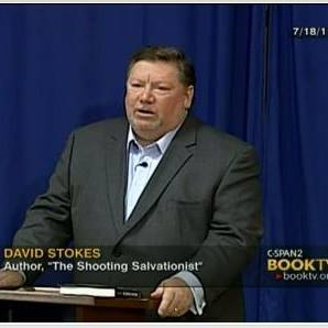 David R. Stokes on CSpan Book TV