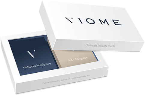 Viome Microbiome Test Kit
