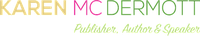 Karen McDermott logo
