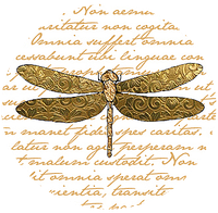 Golden Dragonfly Press logo