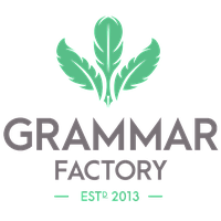 Grammar Factory Publishing logo