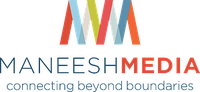 Maneesh Media logo