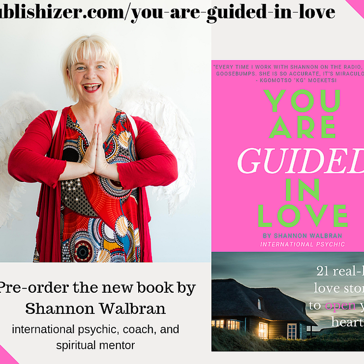 You Are Guided In Love by Shannon Walbran - Publishizer
