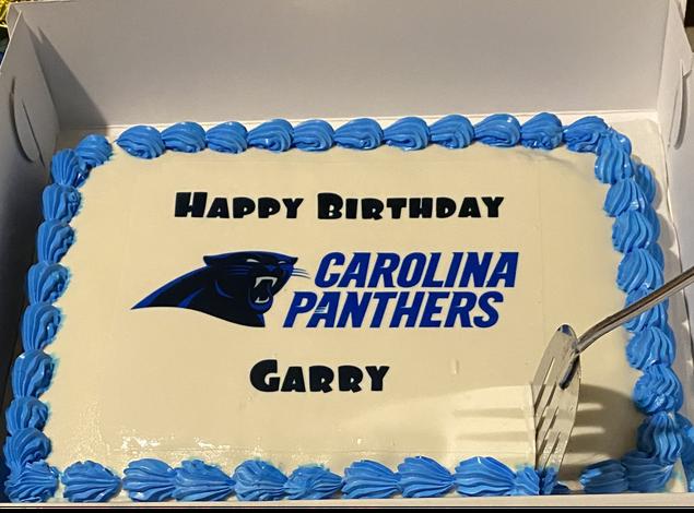 41st Birthday Cake